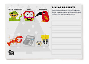 The Great Big Christmas Activity Pack
