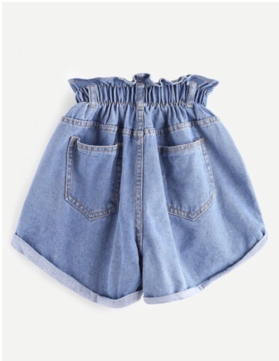 Barbie Denim Shorts - RoyalRaine