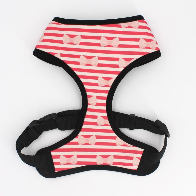 LUXE Genius Giraffe Reversible Harness - Playful Pooch Boutique - Online Dog Pet Store
