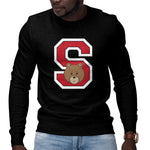 Men's Printed College S Sweatshirt