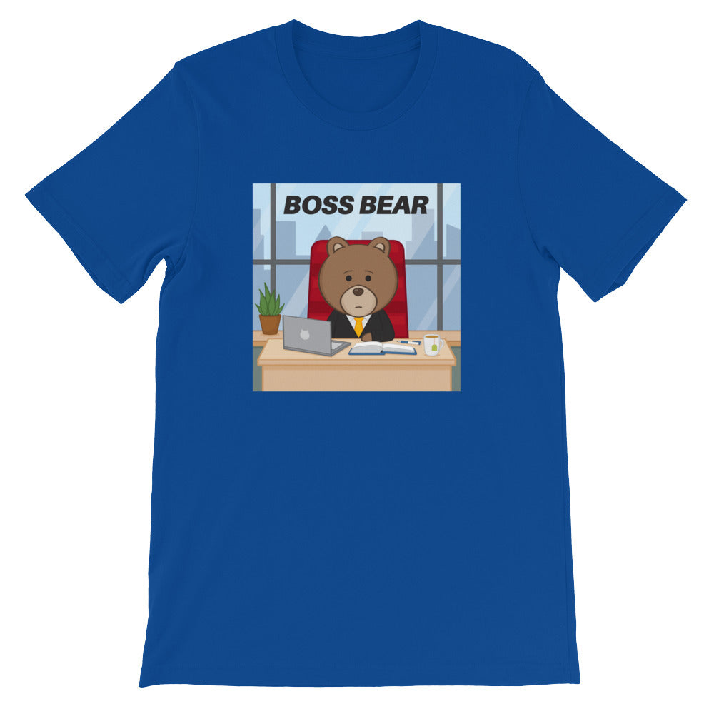 Men's Boss Bear Printed T-shirt