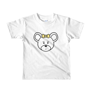 Girl's 2-6 Years Printed Mouse T-Shirt