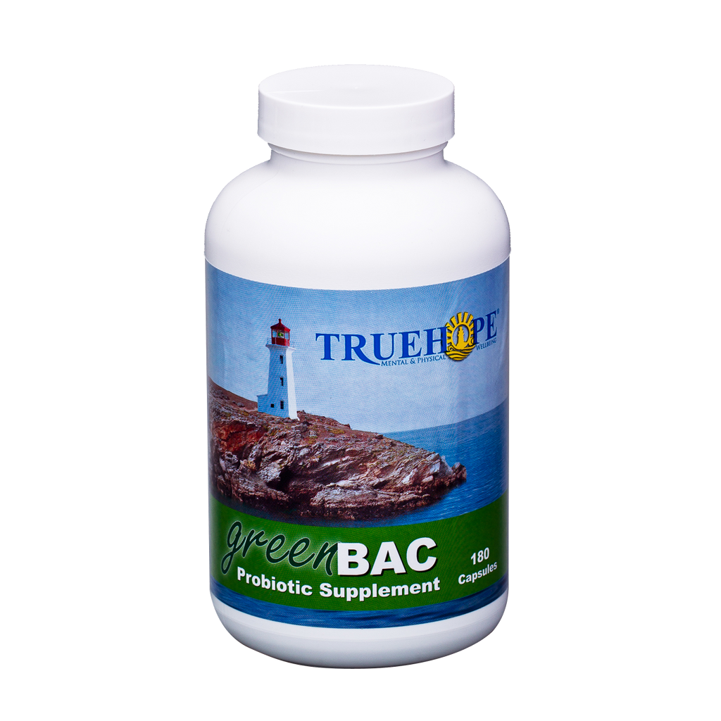 Greenbac Probiotic