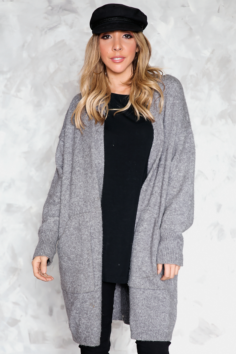 Cozy Days Cardigan Sweater Coat