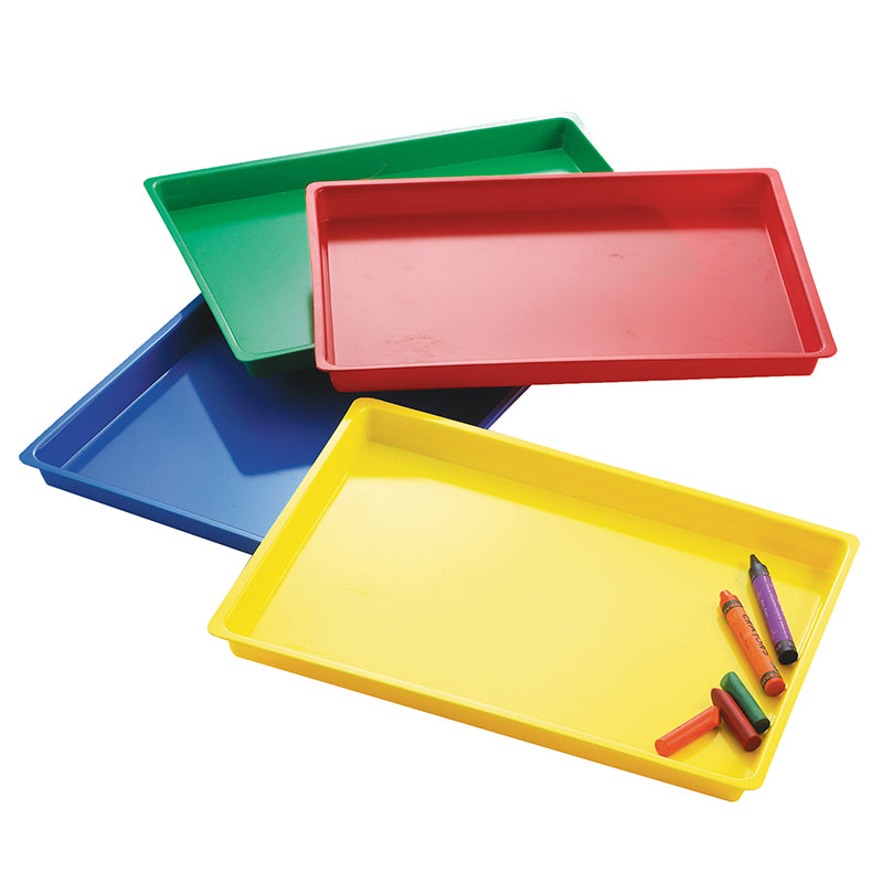 Multipurpose Tray Asst Colors 4st