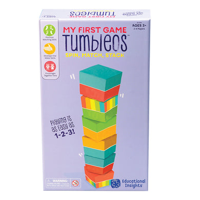 Tumbleos My First Games
