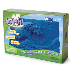 Shape It Space Blue 5 Lb Box