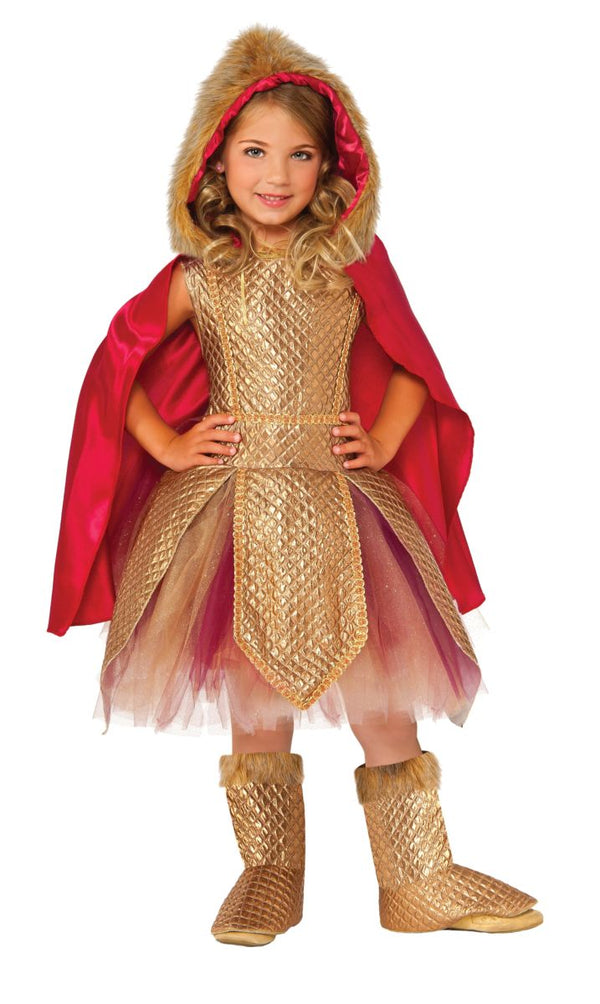 Rubies Costume Warrior Princess