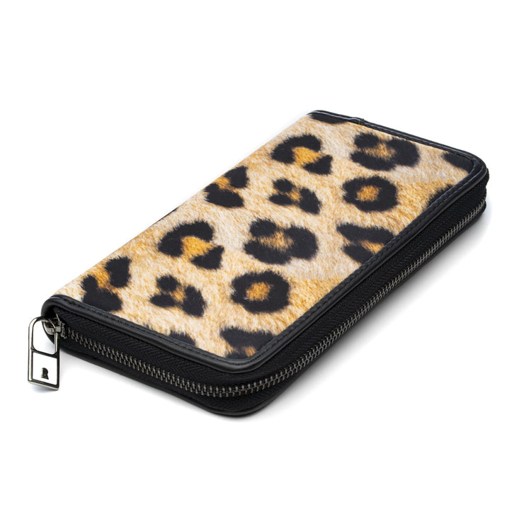 Save My Bag Pouch-Wallet Printed Leopard other side