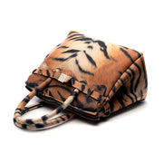 Miss Lycra Stampata Jungle Tiger laydown