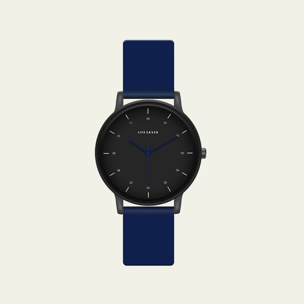 LIFE SAVER WATCH 3.0 - NAVY BLUE (SMALL)