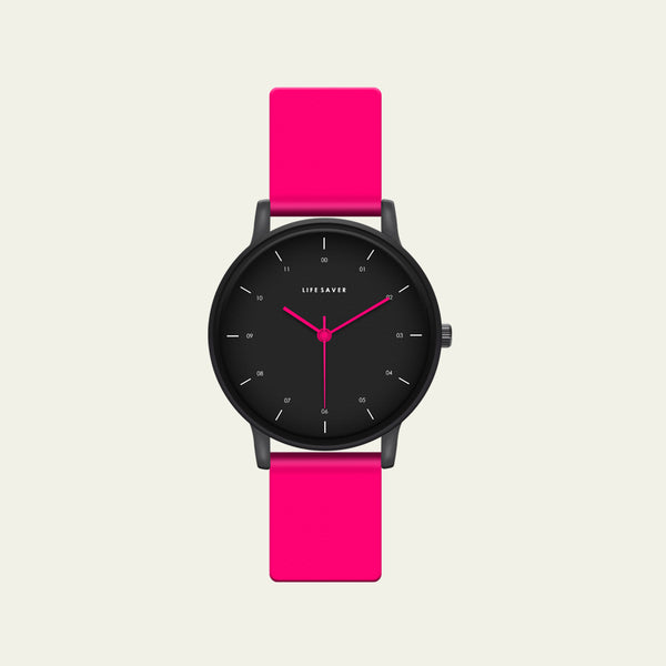 LIFE SAVER WATCH 3.0 - PINK (SMALL)