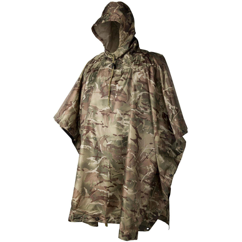 Waterproof Poncho Camouflage VCAM-Combat Clothing-Viper-Cadet Kit Shop