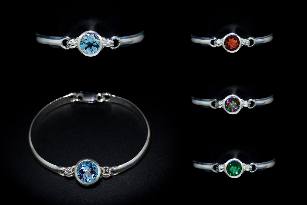 "The ""Satellite"" Bracelet COLLECTION"