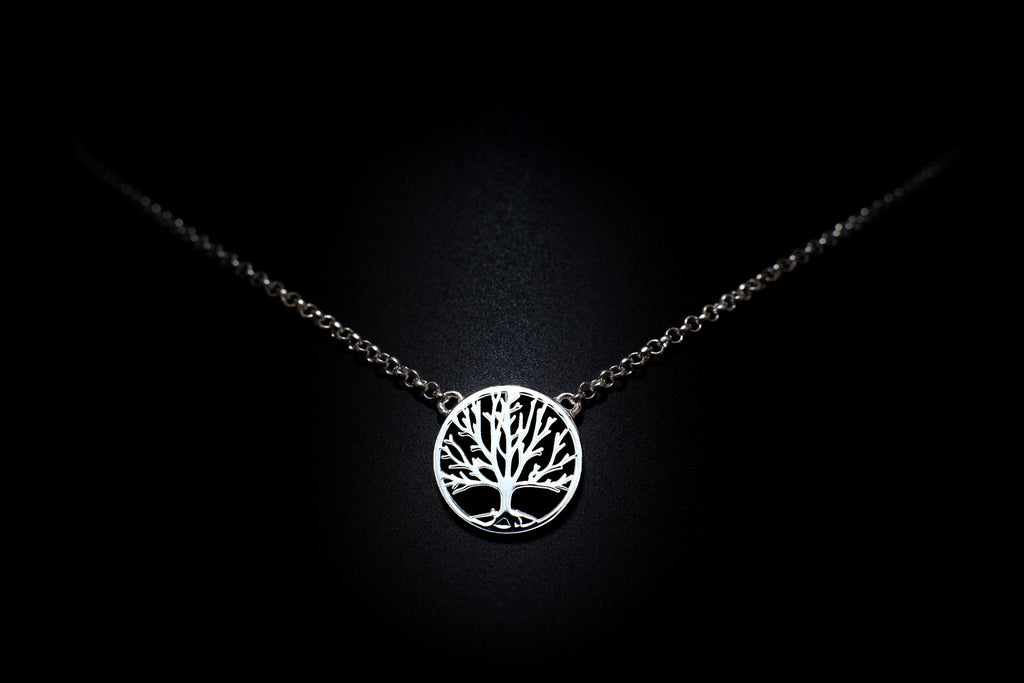 """Tree of Life"" Necklace"