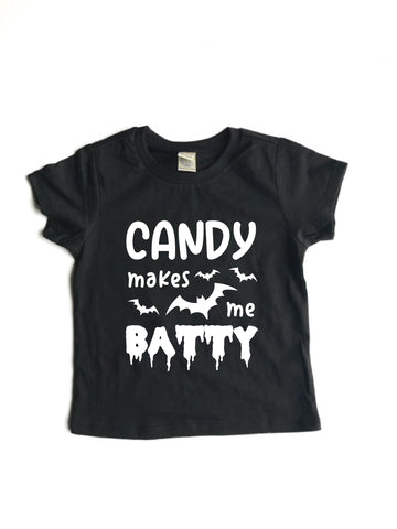 Candy makes me Batty