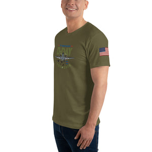 D-Day Squadron Short-Sleeve T-Shirt