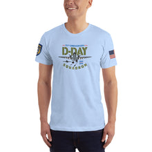 Load image into Gallery viewer, D-Day Squadron Short-Sleeve T-Shirt