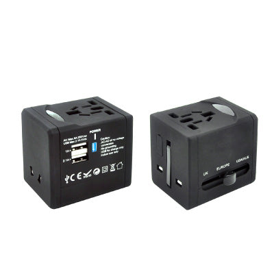 Adaptor with 2 USB