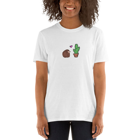 Short-Sleeve Unisex T-Shirt - andralynn-creative-designs