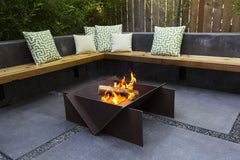 Stahl Firepit Australia | Firepit Designs | Outdoor Living | Outdoor Life | Modern Design