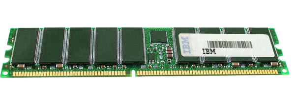 2GB DDR((2X1Gb) PC3200 400MHz 184Pin ECC (39M5803)