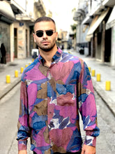Mr. Bright Vintage Printed Shirt for Men Front