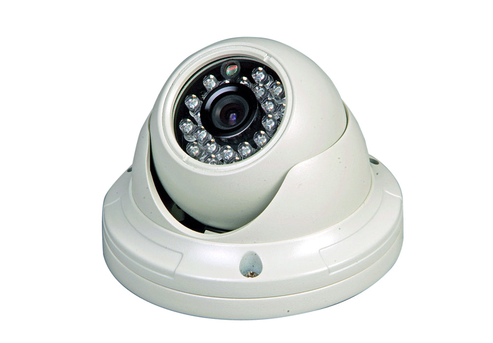 Outdoor Surveillance Camera Security SystemDome Color 850TVL LED 3.6mm CCTV