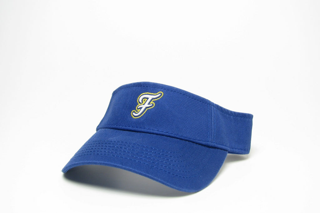 Fairhope F Visor by Legacy Athletic