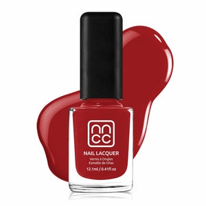 Nail Polish Best Summer Ever Bright Red