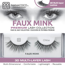 Load image into Gallery viewer, Faux Mink Lashes – Chloe