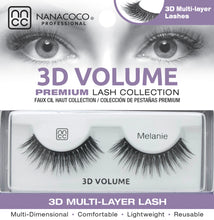 Load image into Gallery viewer, 3D Volume Lashes – Melanie