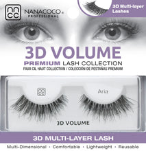 Load image into Gallery viewer, 3D Volume Lashes – Aria