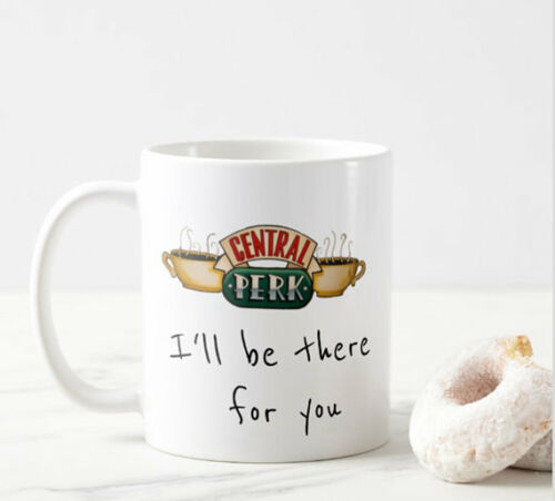 Central Perk Friends mug