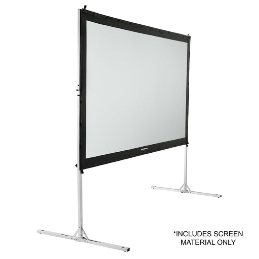 "100"" (Dual) Rear Projection Screen Material, Front Projection Viewable"
