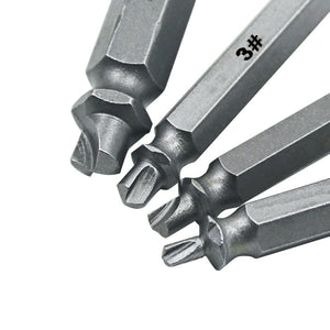 Premium Screw-Extractors™ (Set of 4)