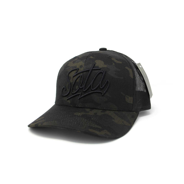 Sota Script - Snapback Hat | Wholesale - TheSotaShop