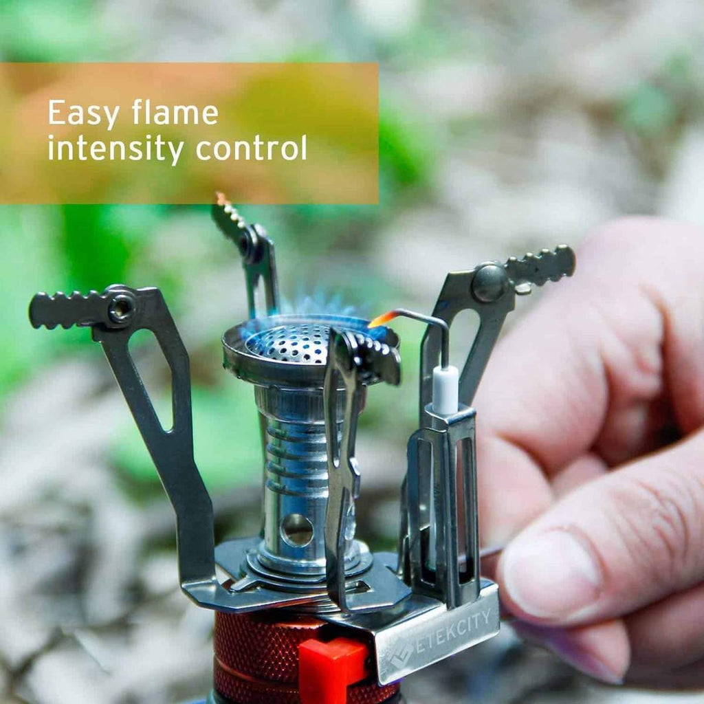 Portable Camping Stove - BUY ONE GET ONE 50% OFF