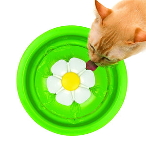 1.6L Flower Cat Water Fountain