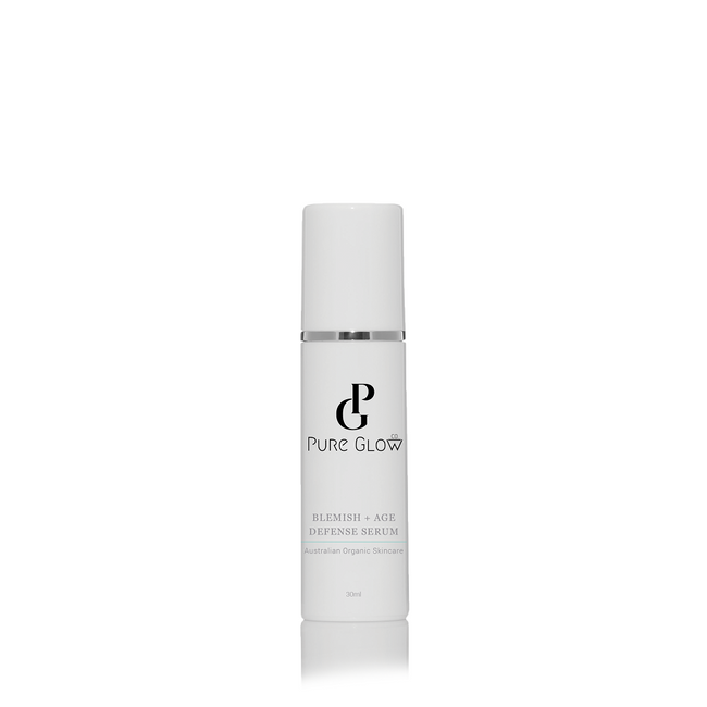 Blemish + Age Defense Serum - pureglowco