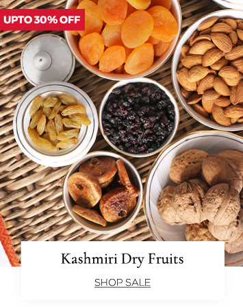 Healthy authentic kashmiri dry fruits at upto 30% off