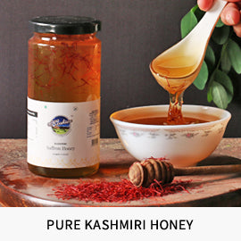 From the hives of Himalayas - Kashmiri Honey