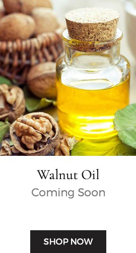 Walnut extracted beneficial oil