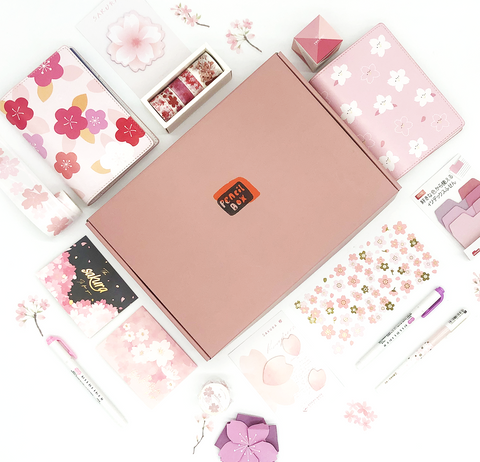 Pinku Sakura Journal Bundle