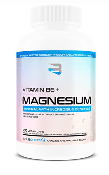 Believe Supplement 👌🏻 Magnesium+B6👌🏻