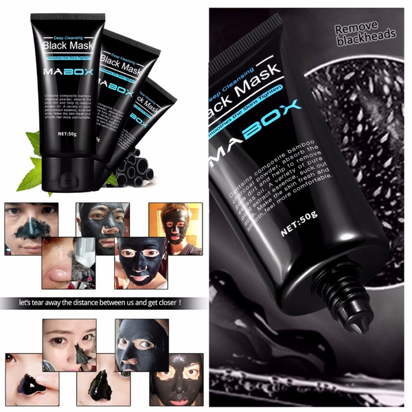 Mabox Black Mask