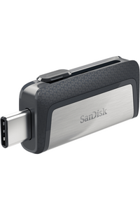 SanDisk Ultra Dual Drive 256GB with USB Type-C (SDDDC2-256G-G46)