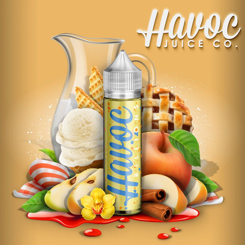 E-liquid Havoc Billions 60ml | Humble