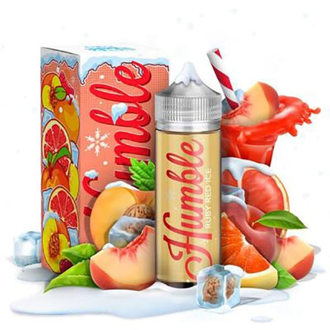 E-Liquid Humble Ice Ruby Red  120ml | Humble