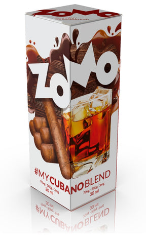 E-Liquid My Cubano Blend (60ml) | Zomo